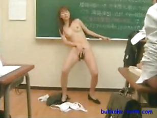 Student get bukkake