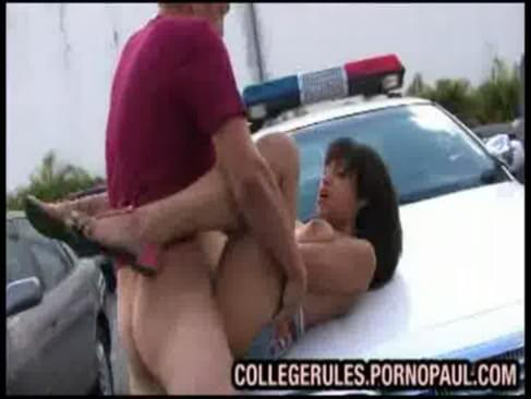 girl get fucked by cop