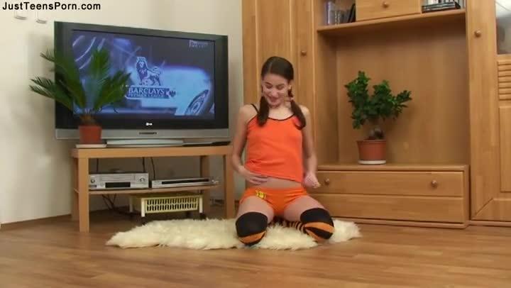 xxx watching tv