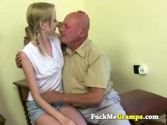Young sluts and old men tubes