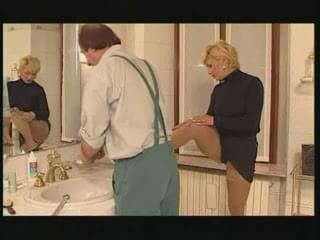 Teresa visconti with luigi the plumber - 3 part 1