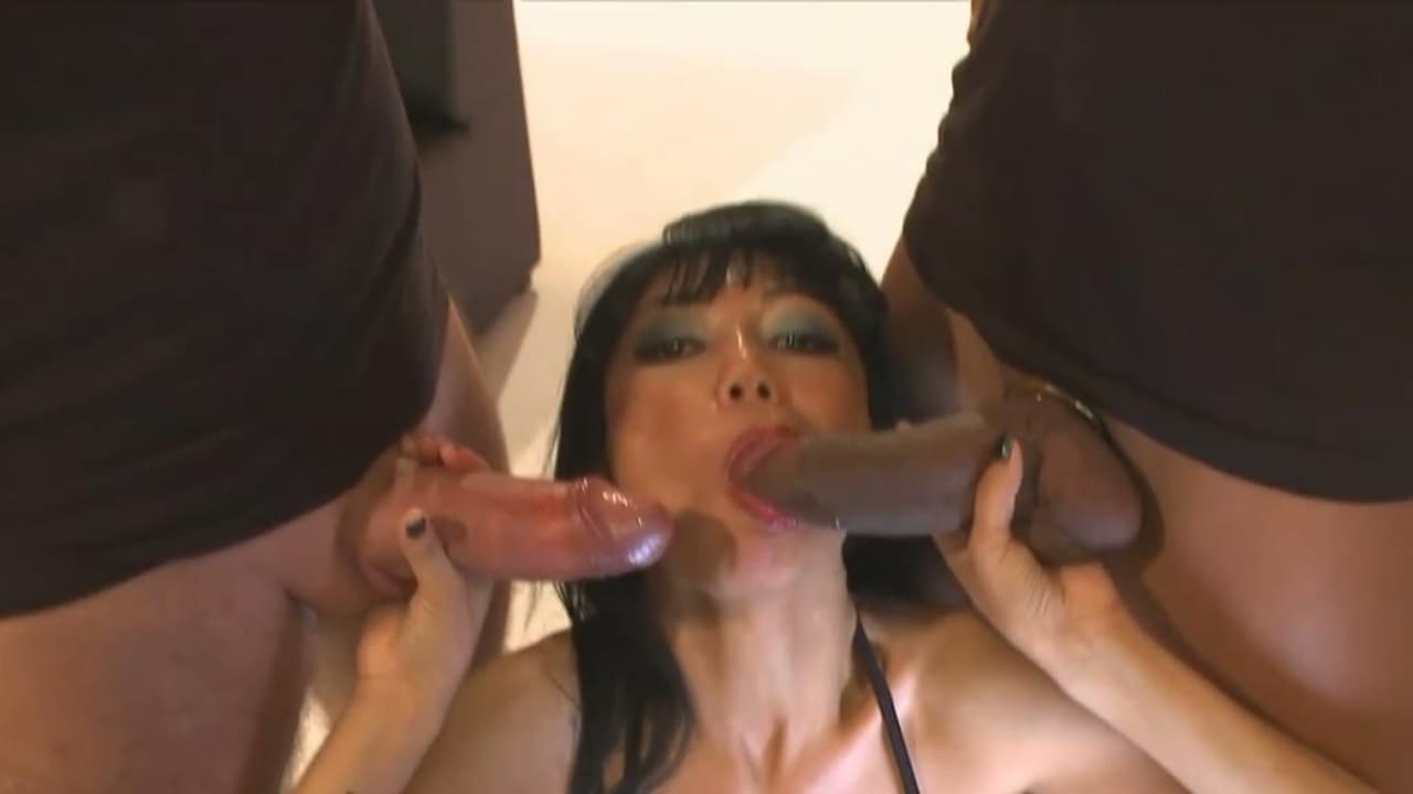 swallowing gallons of cum