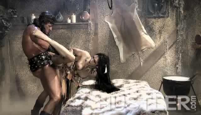 Nude Ronal Der Barbar