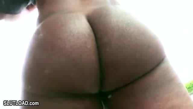 Thug gets painful ass fucking
