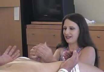 This post orgasm hand job are not