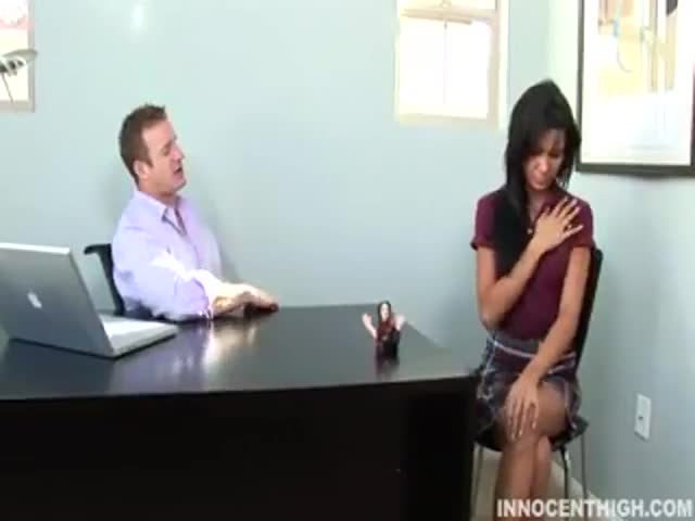 interview schoolgirl