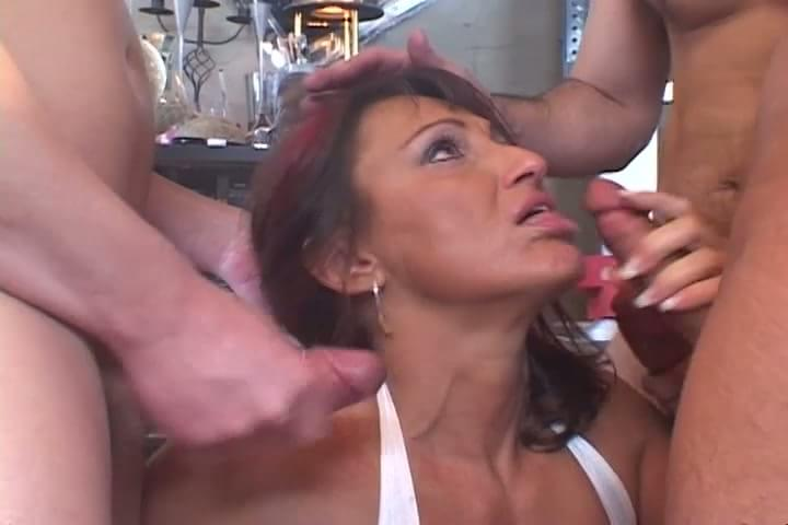 trailers party gangbang