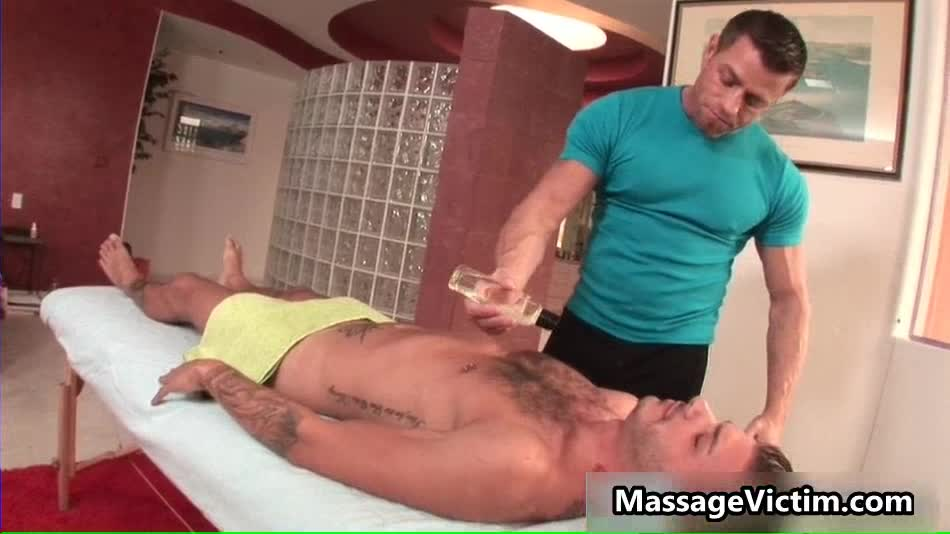 Gay massage porn sex