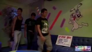 Twinkboy media asian teens 3some