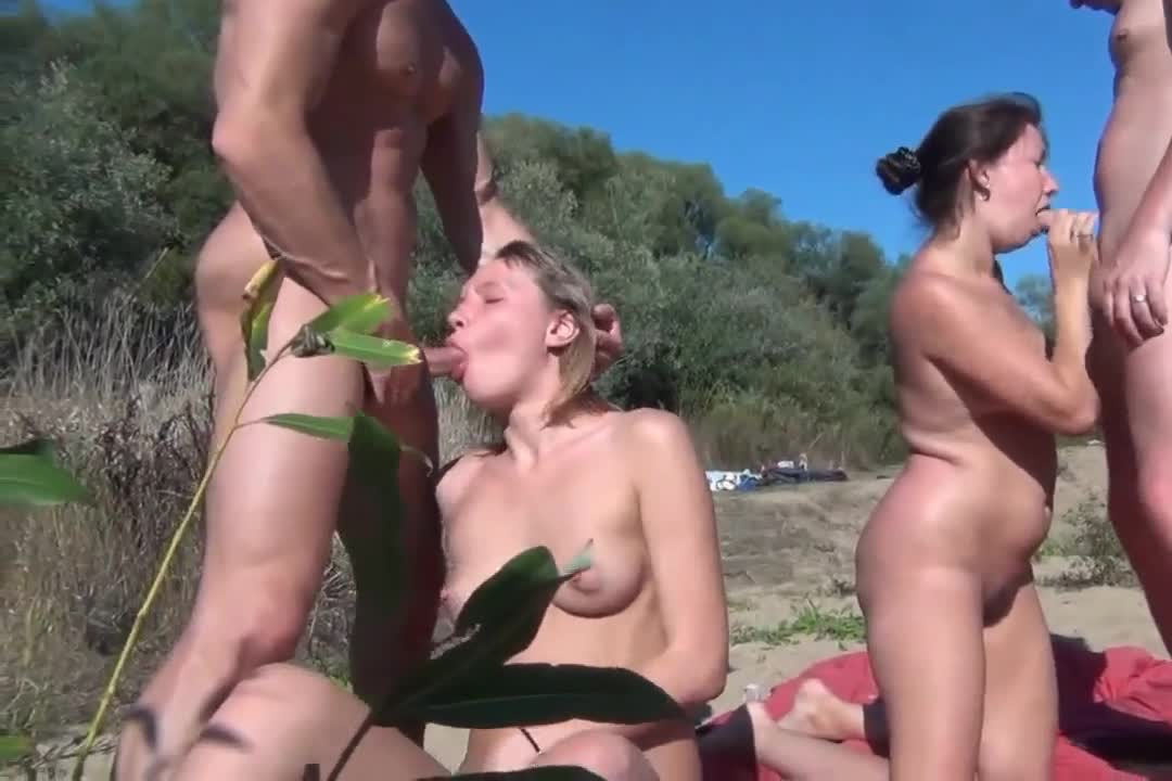 2 couples have sex together