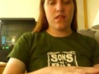 Shirt off masturbate