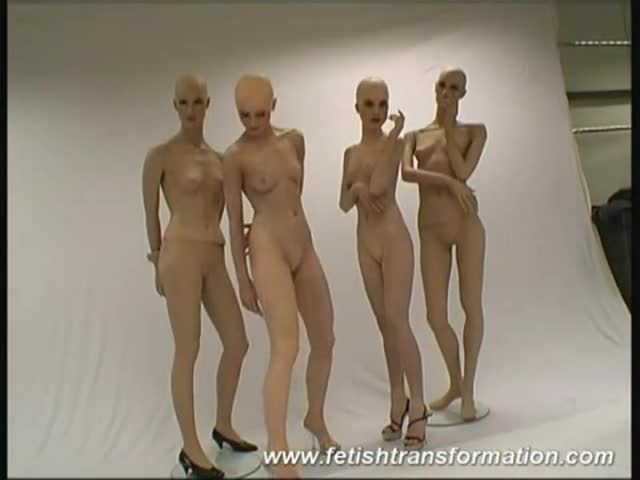 porn mannequin