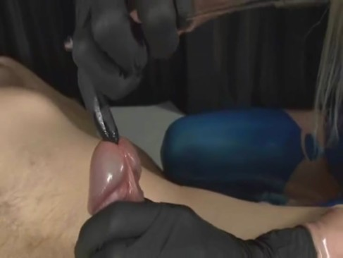 Free Urethra Fucking By Latex Dominatrix  Videos