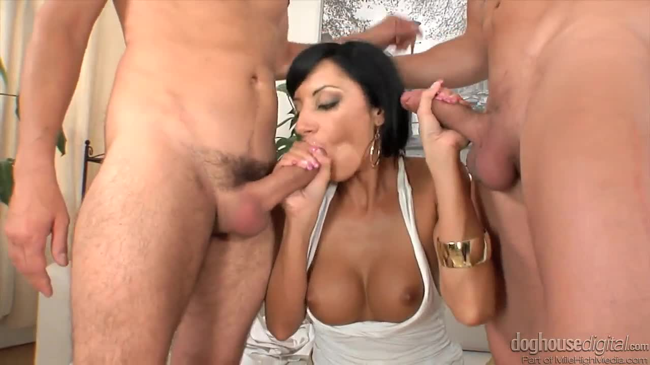 Milf big black cocks