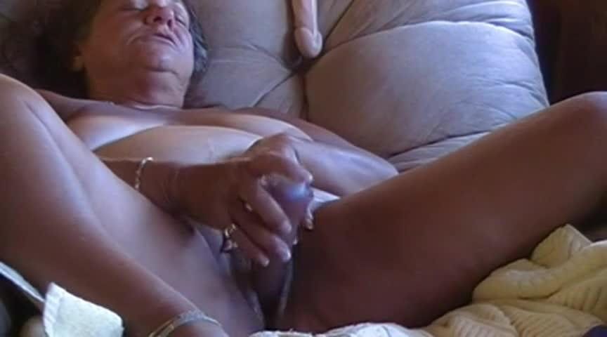 Busty Babe Masturbation Orgasm