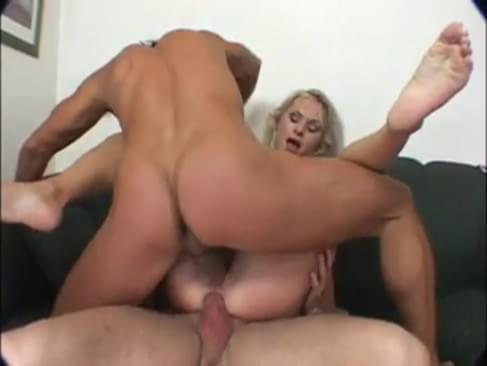 Penetration vaginale double