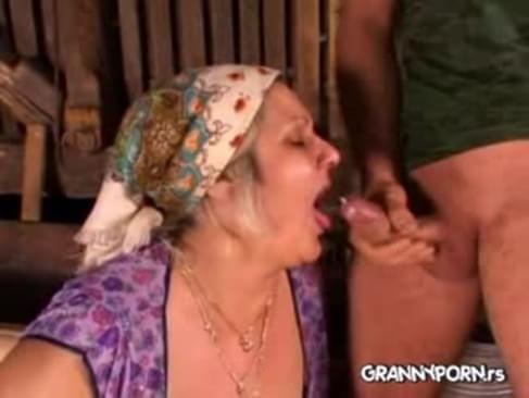 секс внука с бабушкой: