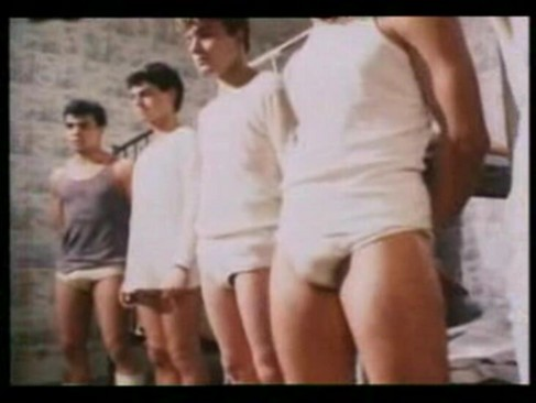 Vintage Gay French Porn