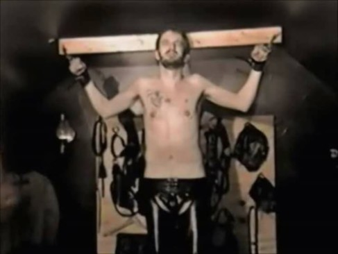 bdsm gay whipping vintage