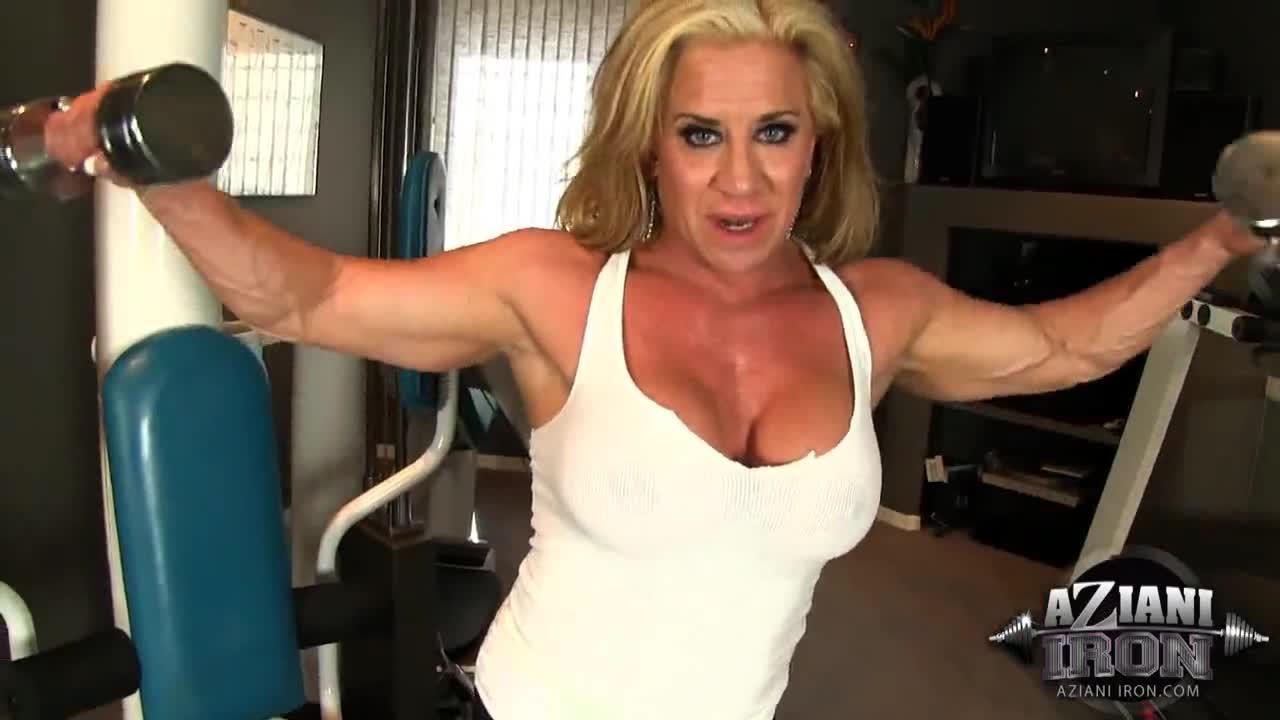Wanda moore 05 - female bodybuilder