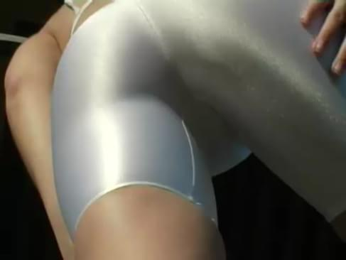 Booty nice shorts in spandex ass