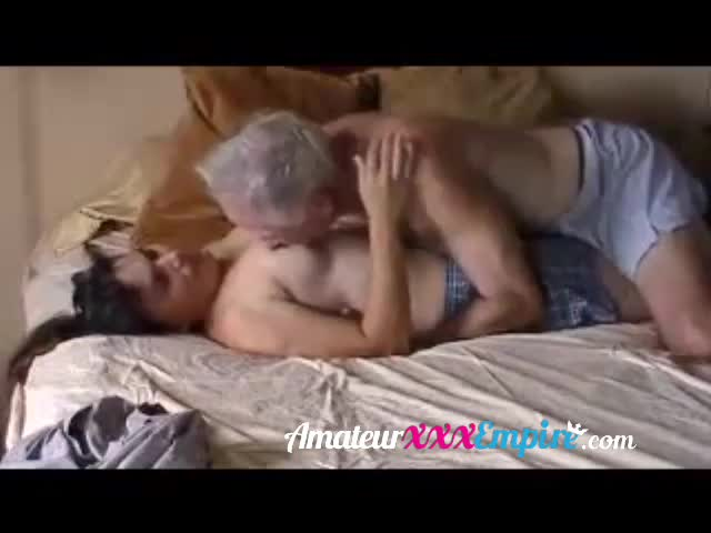 My wife fuck old man