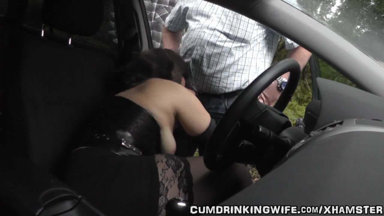 Wife Gangbanged At Highway Rest Area.