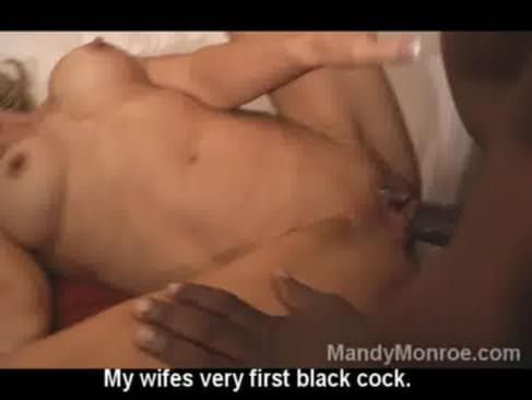 Question sorry, wife fucks first black mine the