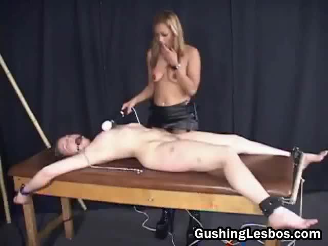 Wild bondage sex