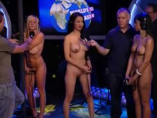 Howard Stern World S Strongest Naked Woman 48