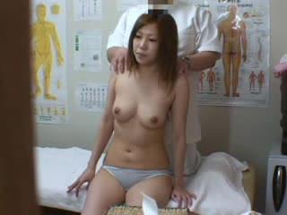 Innocent young Woman is seduced and fucked by her masseur during a health massage.
