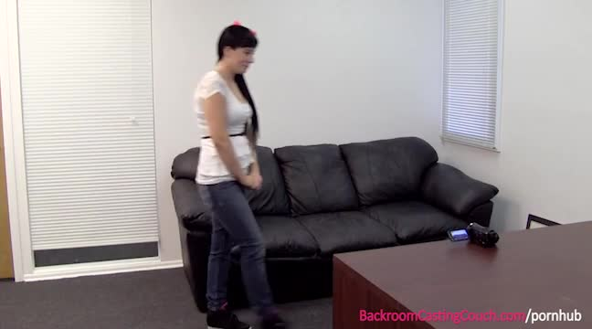 Hinterzimmer Casting Couch Mom