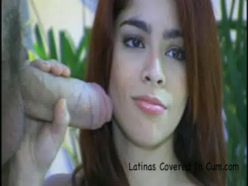 This video is no longer available, but latinas covered in cum (teen sexy ...