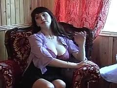 Sex busty russian girl