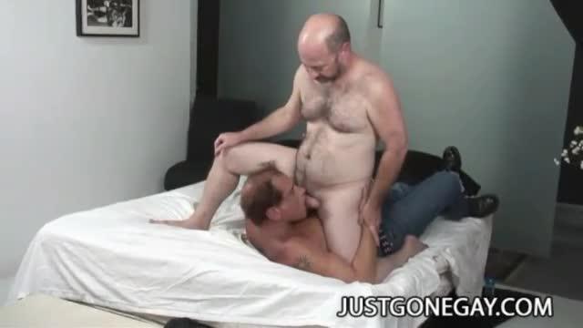from Dangelo gay grandpa son nude